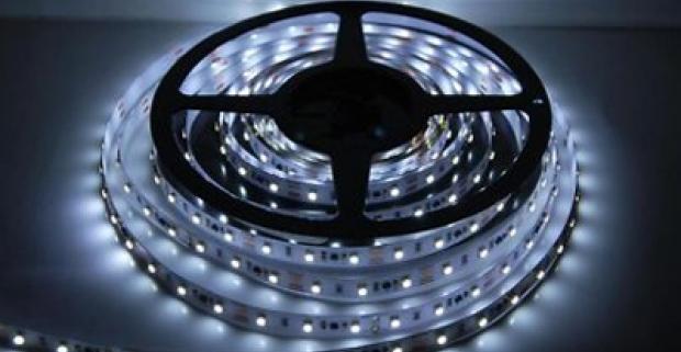 LED pás jednofarebný - 5 m Originálna dekorácia na bývanie