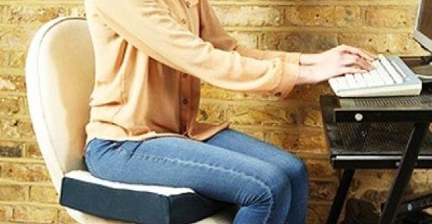 Nová relaxačná podložka Forever Comfy uvoľní vaše telo a dopraje vám pohodlie. Zbavte sa bolesti pri sedení v kancelárii.
