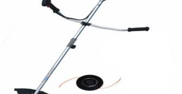 Straus - motorová vyžínačka, perfektná pre vlastníkov domov. Typ riadenia: odstredivá spojka, flexibilný hriadeľ.