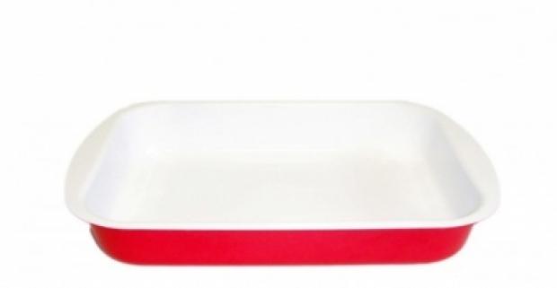 Pečte koláče bez pripálenia Pekáč s keramickým povrchom