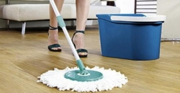 Rotačná hlavica MOP Pomôcka na umývanie podláh a parkiet