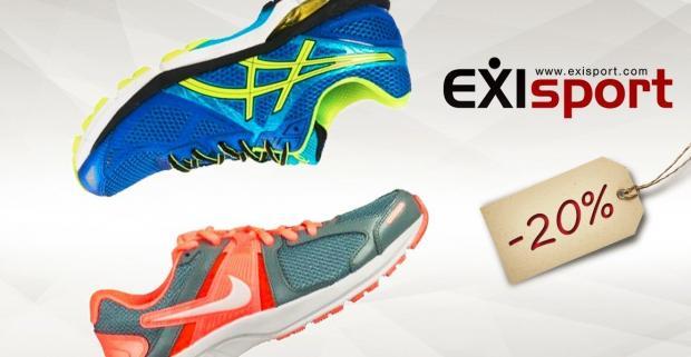 12c996f7302d Špičkové kvalitné topánky 20% zľava na obuv v predajniach EXISPORT