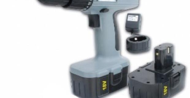 Darček pre domácich kutilov Akumulátorová vŕtačka s2 batériami