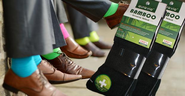 Pohodlné a kvalitné bambusové ponožky. Nájdete klasické 606b345fbb