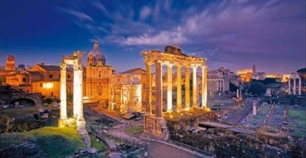 Romantika v dome Rómea a Júlie. Rím, Verona, Florencia a Benátky - to najlepšie z Talianska za 5 dní a vzrušujúce kúpanie sa na Lido.