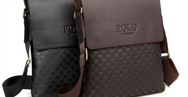 adcd9e13e Elegantné pánske tašky obľúbenej značky POLO. Ako príručná ...