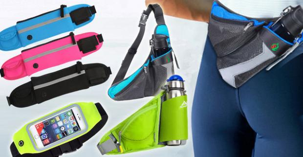 f3766a6d2da2d Športové tašky a ľadvinky na behanie, turistiku alebo horolezectvo vám  ochránia a uložia všetky veci, ktoré bežne potrebujete mať po ruke.