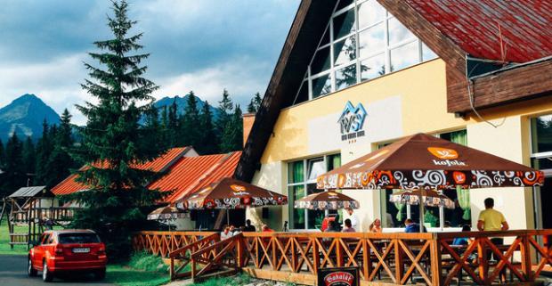 Vy a vaša rodina či priatelia po stopách našich tatranských krás a relaxu. Pobyt s polpenziou a saunou v hoteli Rysy*** - Vysoké Tatry.