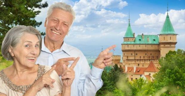 Seniori, pozor! Práve teraz môžete zažiť nerušený odpočinok v krásnom prostredí Bojníc. 6-dňový liečebný pobyt s polpenziou v hoteli Regia.