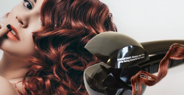 Krásne kučery za rekordný čas a s dlhotrvajúcim efektom. O vašu kučeravú hustú hrivu sa postará moderná vlasová kulma od Luckliss Pro.