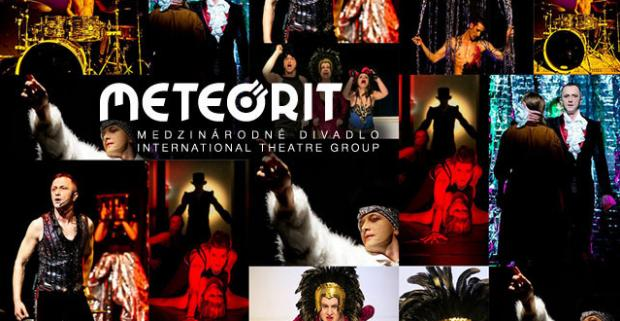 Odvážne hry divadla Meteorit. Vstupenka na výber zo 7 predstavení. Divadelné predstavenia majú medzi divákmi veľký úspech.
