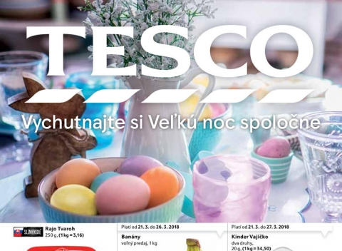 Tesco - Hypermarkety
