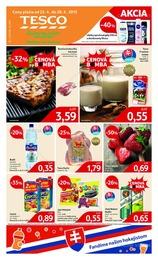 Tesco Supermarket Moldava nad Bodvou