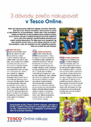 22. stránka Tesco letáku