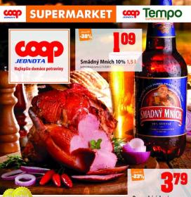 COOP Tempo supermarket