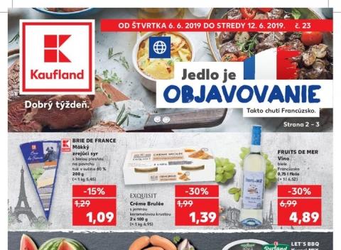 128eb93349ab3 Kaufland akciové letáky   Letákovo.sk