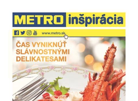 METRO - Inšpirácia