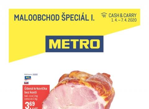 METRO - Maloobchod špeciál I.