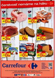 8. stránka Carrefour letáku