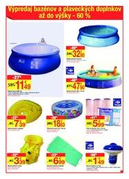 5. stránka Carrefour letáku
