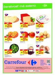 16. stránka Carrefour letáku