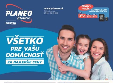 9745b6e22a532 Planeo Elektro akciové letáky   Letákovo.sk