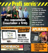 6. stránka Hornbach letáku