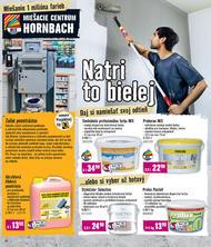44. stránka Hornbach letáku