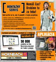 7. stránka Hornbach letáku