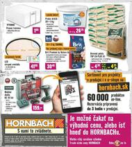 32. stránka Hornbach letáku