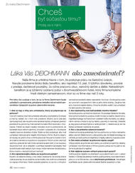 30. stránka Deichmann letáku