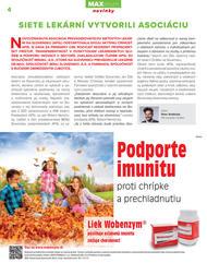 4. stránka Dr. Max letáku