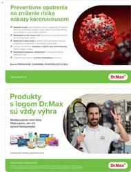 11. stránka Dr. Max letáku