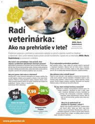14. stránka Pet Center letáku