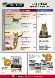 6. stránka Pet Center letáku