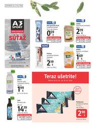 22. stránka dm drogerie markt letáku
