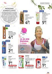 19. stránka dm drogerie markt letáku