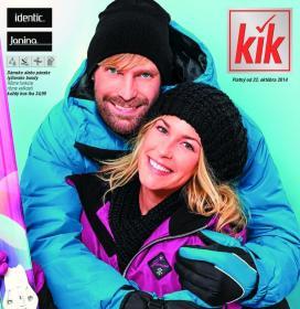 KIK - od 22.10. 2014