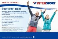 2. stránka Intersport letáku