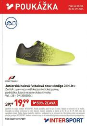 16. stránka Intersport letáku