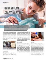 8. stránka Kinekus letáku