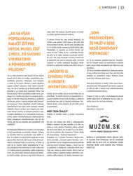 13. stránka Kinekus letáku