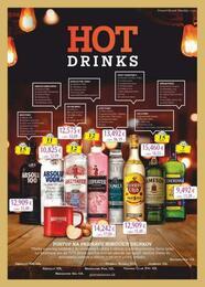2. stránka Drinkvo letáku
