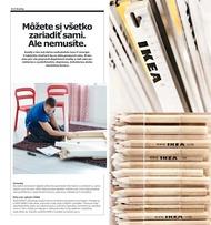 312. stránka Ikea letáku