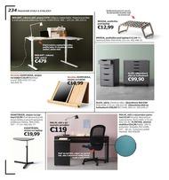 234. stránka Ikea letáku