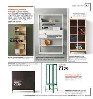 241. stránka Ikea letáku