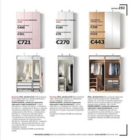 251. stránka Ikea letáku