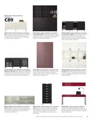 21. stránka Ikea letáku