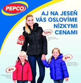 Pepco - Akciový leták