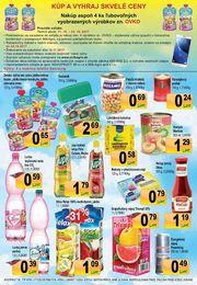 13. stránka Milk agro letáku